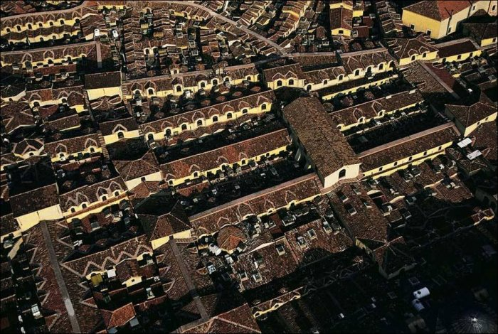Вид сверху (35 фото)