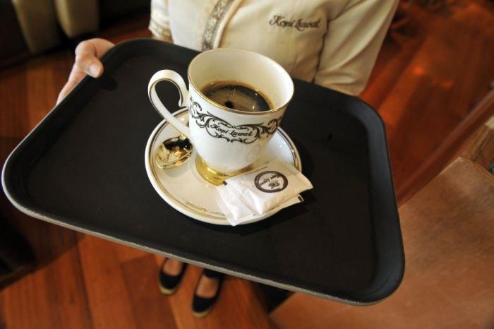 Как делают самый дорогой кофе в мире (11 фото)