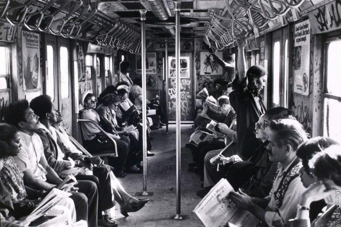 Интересные фотографии из прошлого (99 фото)