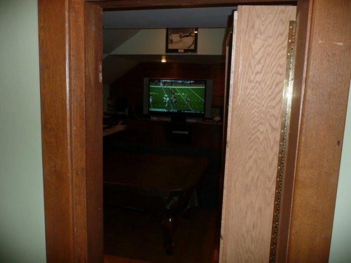 Потайная комната (3 фото)