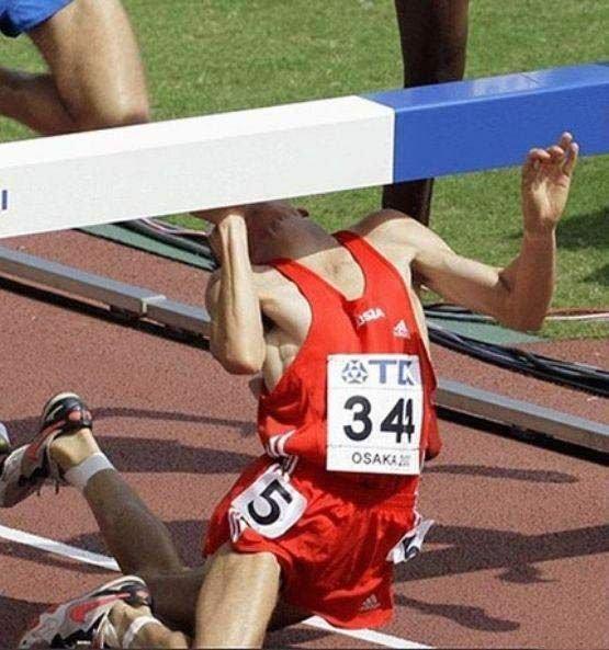 Подборка спортивных фотографий (39 фото)