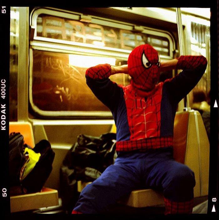 Супергерои растолстели (50 фото)