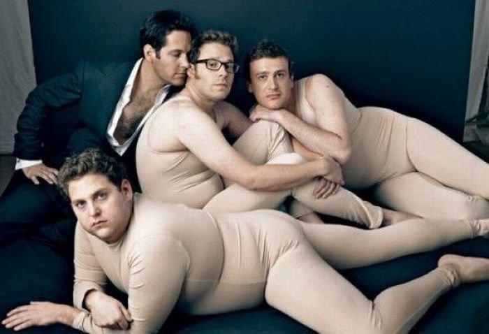 Мужчины, занимающиеся всякой ерундой (32 фото)
