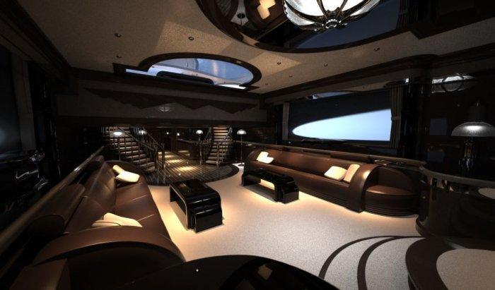 Концептуальная яхта Strand Craft (7 фото)