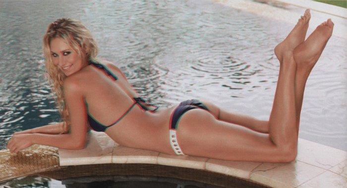 Анна Курникова в Maxim (12 фото)