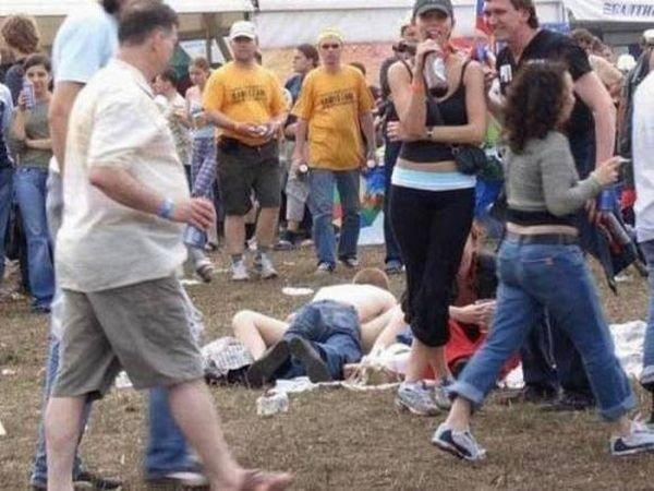Секс в общественных местах (30 фото)