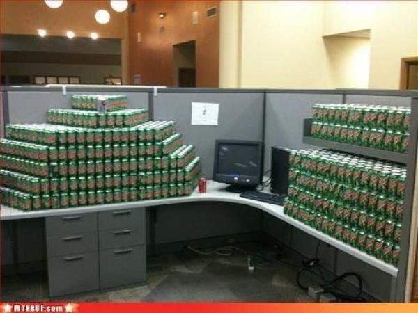 Подборка офисных приколов (38 фото)
