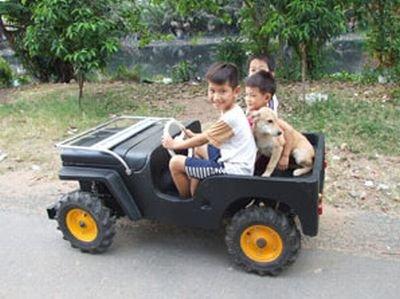 Элитные детские машинки (24 фото)