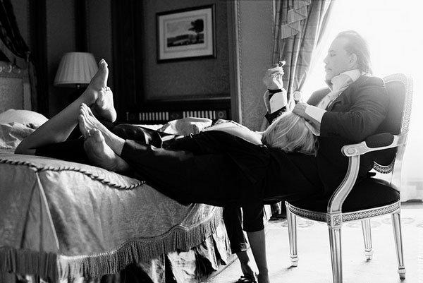 Фотографии знаменитостей от Брайана Адамса (73 фото)