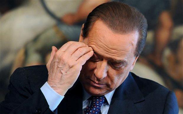 Новый скандал с Сильвио Берлускони (17 фото + текст)