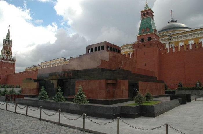 Мавзолей Ленина (7 фото)