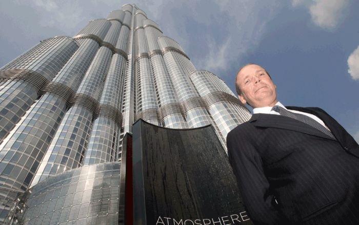 Самый высокий ресторан в мире (19 фото)