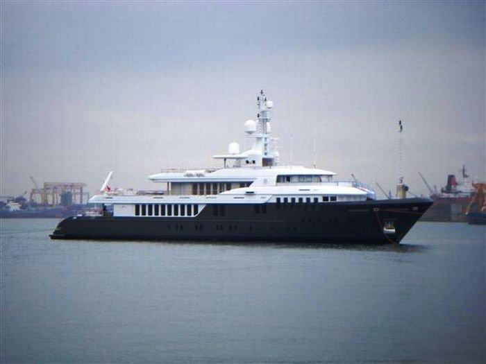 Яхта для Медведева (28 фото)