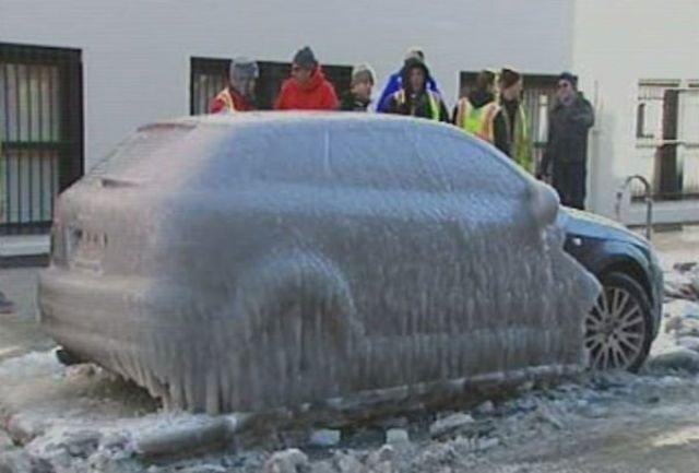 Морозный тюнинг (10 фото)