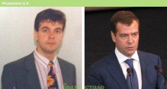 Раньше и позже (51 фото)
