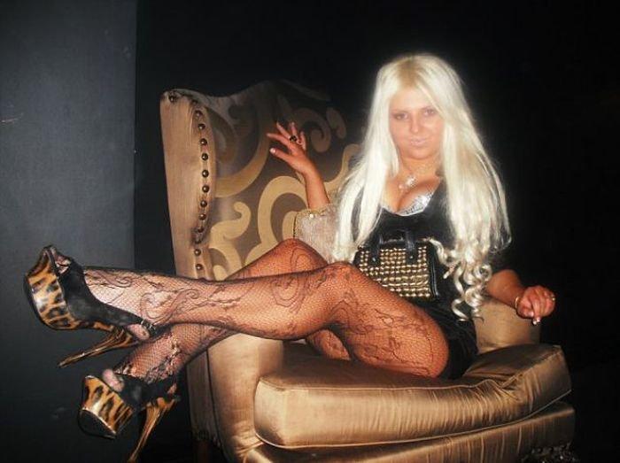 Гламурные девушки (43 фото)