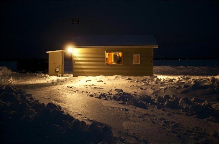 Необычный домик (4 фото)