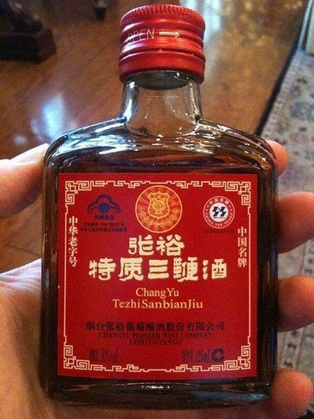 Китайская настойка (2 фото)