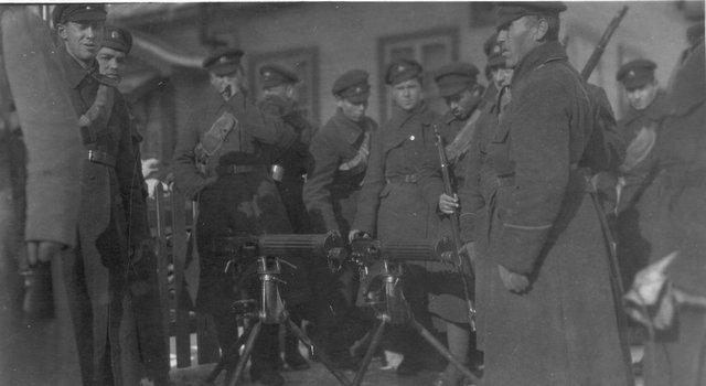 Владивосток 1918-20 годов (17 фото)