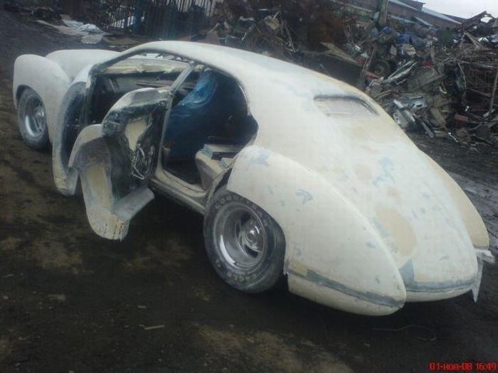 Переделка автомобиля (30 фото + текст)
