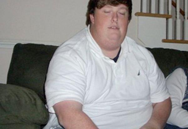 Похудел на 45 килограмм за полгода (12 фото)
