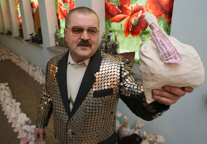 Копеечный миллионер (7 фото)