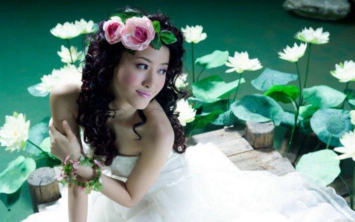 Фотографии красивых девушек. Часть 5 (26 фото)