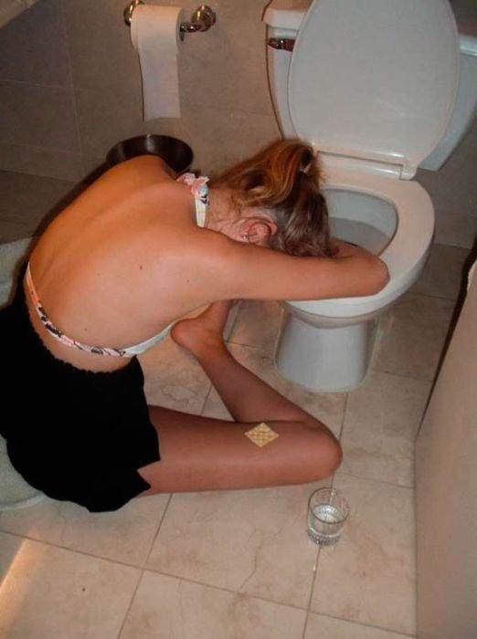 Пьяные девочки (86 фото)