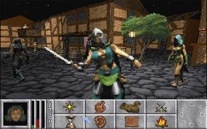 Компьютерные игры 90-х годов (102 фото)