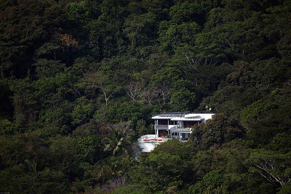 Экологический особняк в Коста-Рике (26 фото + текст)