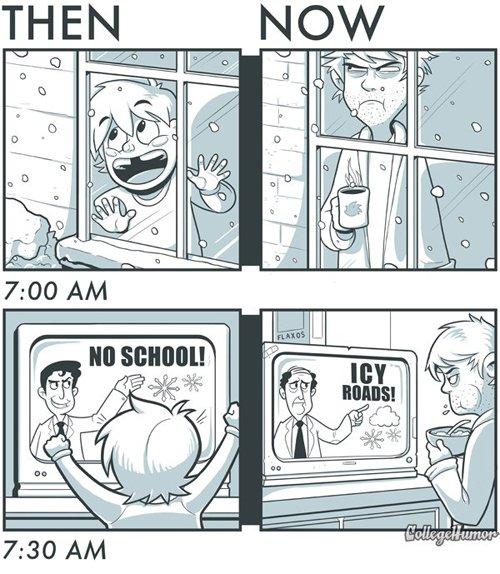 Подборка комиксов и карикатур (23 фото)