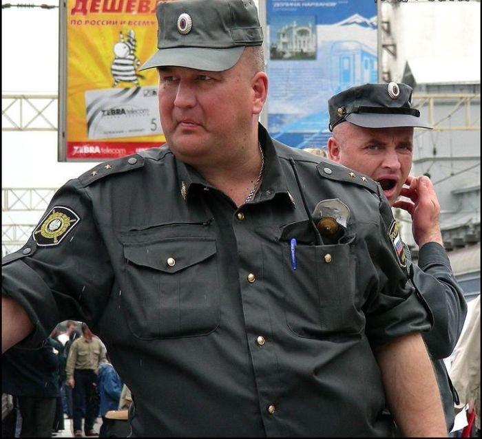 Милиции больше нет (20 фото)