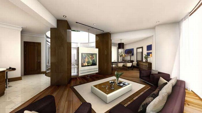 Креативный дом (7 фото)