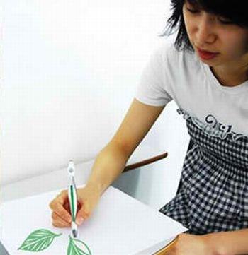 Креативный фломастер (4 фото)
