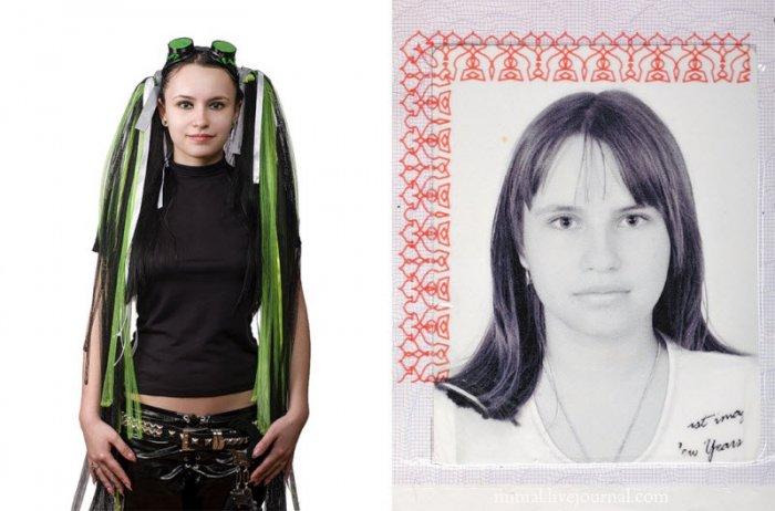 На паспорте и в жизни (24 фото)