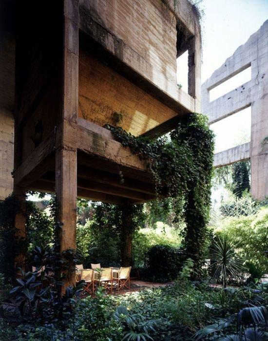 Дом из завода (13 фото)