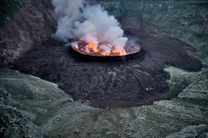 Действующий вулкан (28 фото)