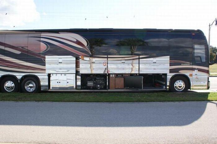 Необычный автобус (21 фото)