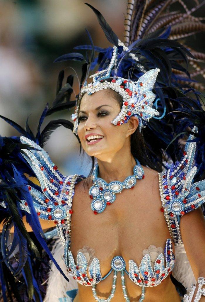 Карнавал в Рио-де-Жанейро 2011 (20 фото)