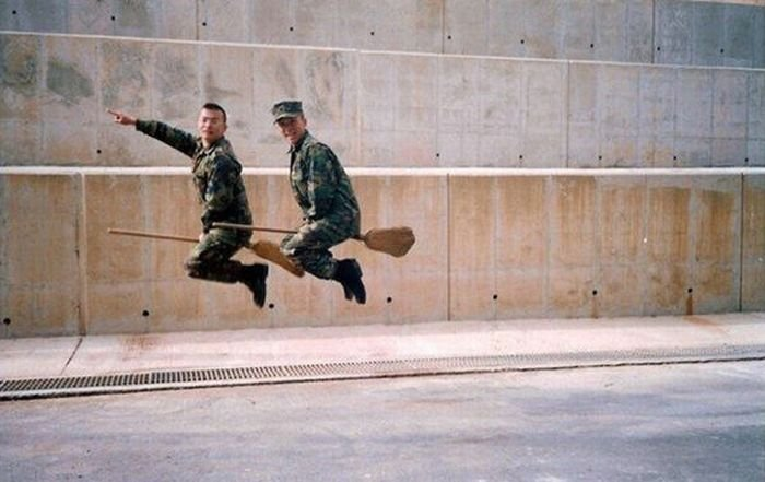Военные приколы (16 фото)