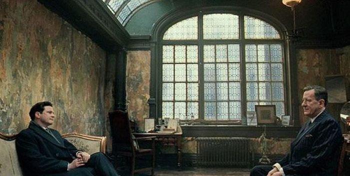 Одни и те же декорации в разных фильмах (8 фото)