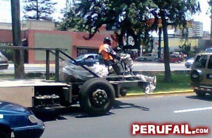 Загонные фотографии из Перу (62 фото)