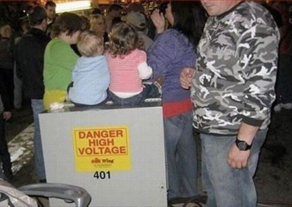 Про технику безопасности (80 фото)