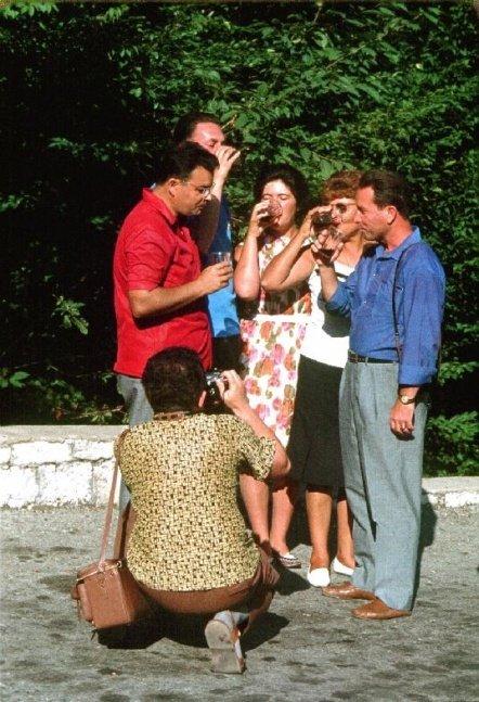 Кавказ в 60-х годах (20 фото)
