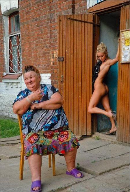 Девушки со странностями (21 фото)