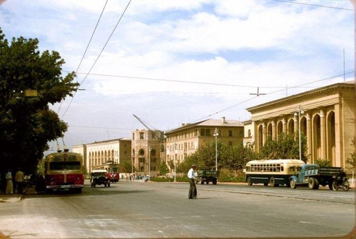 Узбекистан времен СССР (47 фото)