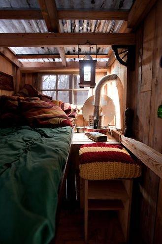 Самодельный дом за 600 долларов (11 фото)