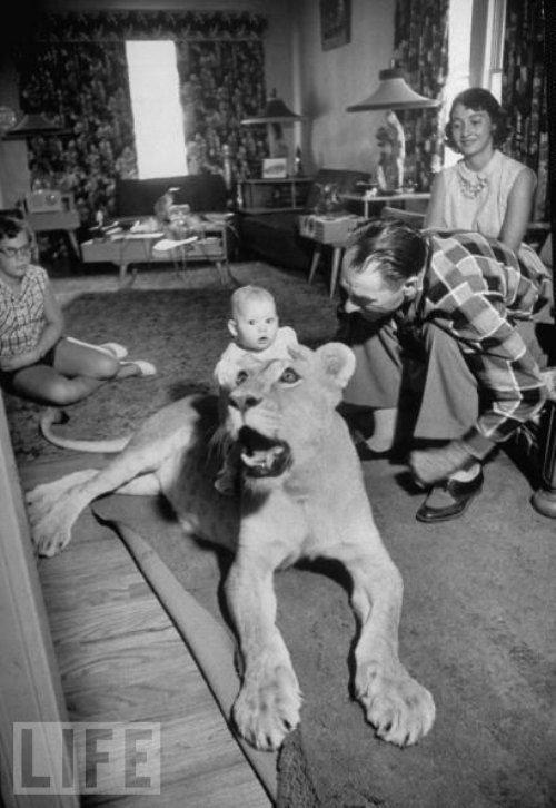 Странные фотографии из прошлого (25 фото)