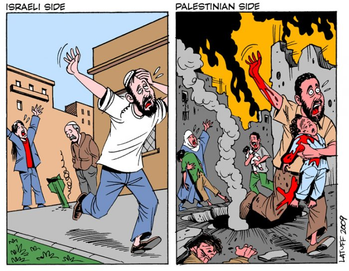 Комиксы и карикатуры (26 фото)