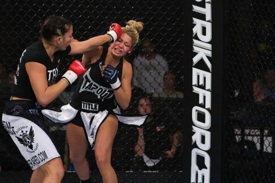 Девушки, выступающие в боях без правил (69 фото)